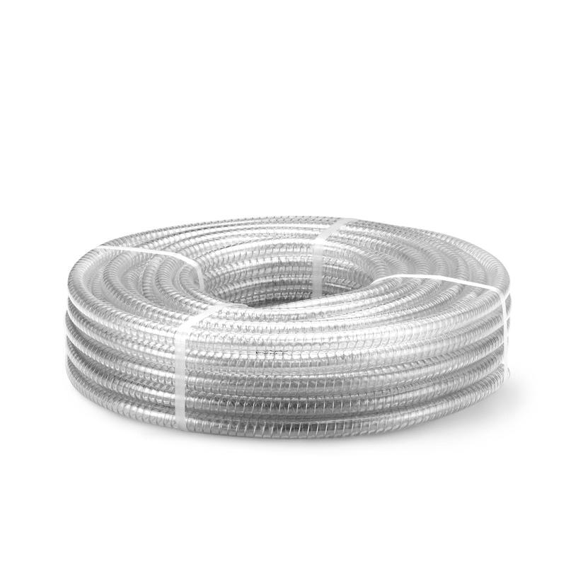PVC Steel Wire Reinforced Hose – Kaiping Prosper Industrial Co., Ltd.